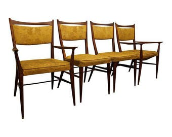 Mid-Century Dining Chairs Danish Modern Paul McCobb Irwin for Calvin Dining Chairs