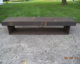 Bench, Wooden Bench, Coffee Table, Media Center, Entry Bench, Wood Furniture, Wood Bench, Reclaimed Wood, Hallway Bench, Furniture, TV Stand