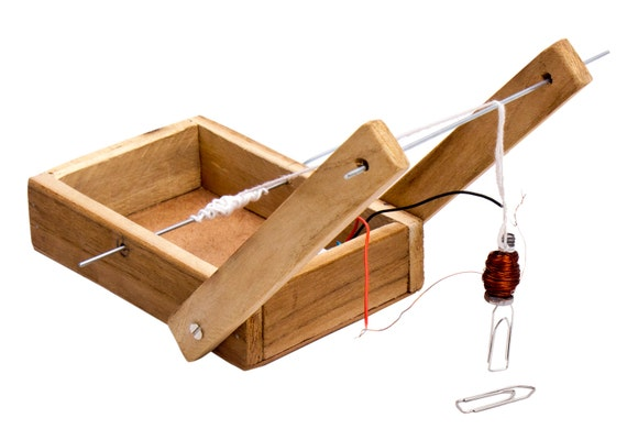 Electromagnetic crane do it yourself diy kit for science like this item solutioingenieria Gallery