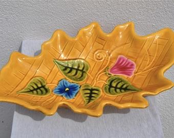 Vallauris ceramic bowl