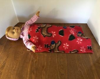 Dollie Holiday Blanket