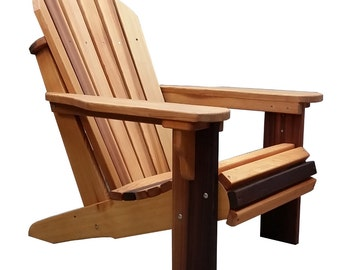 Quick View. Premium Western Red Cedar Adirondack Chair