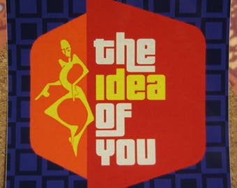 "The Idea of You Vinyl Sticker 3"" X 3"""