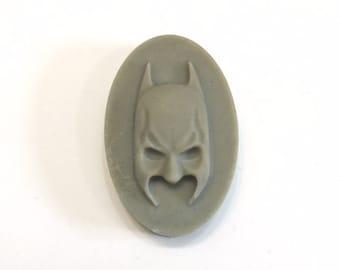 Batman Goat Milk Soap - Island Coconut