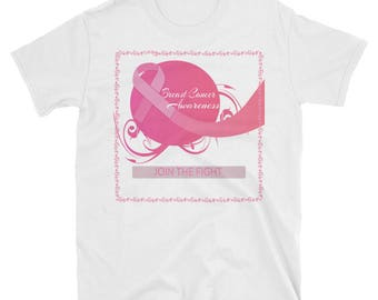 Breast Cancer Awareness T-Shirt Join The Fight