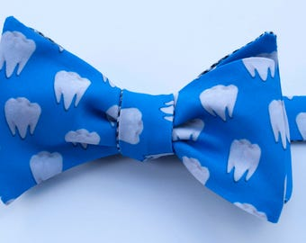 Tooth Bow Tie