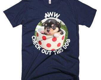 Dog 2 01 Short-Sleeve T-Shirt