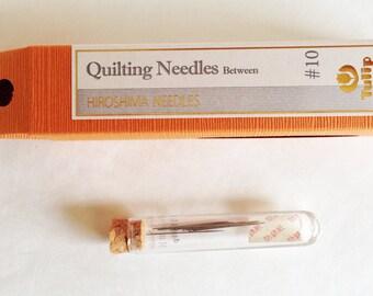 Tulip #10 Quilting Needles Betweens THN-005e