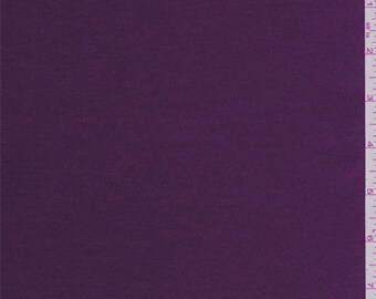 Magenta Purple Charmeuse, Fabric By The Yard