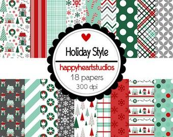 DigitalScrapbooking HolidayStyle