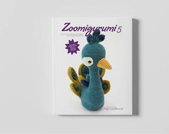 Zoomigurumi 5 - 15 adorable amigurumi crochet patterns in this PDF book