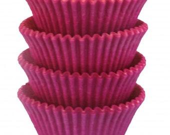 Purple Baking Cups - Standard Size
