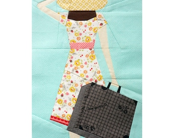 Bon Voyage, a paper piecing pattern