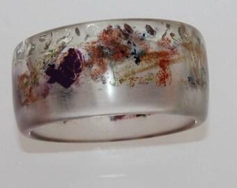 Bangle Bracelet Resin