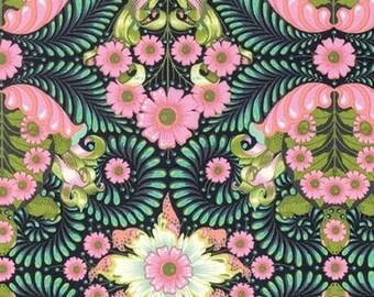 Tula Pink - Slow & Steady - The Tortoise - Strawberry Kiwi (PWTP085.STRAW) - 1/2 Yard++