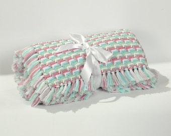 Crochet Pattern PDF. Baby Blanket Pattern PDF. Crochet Baby Blanket Pattern