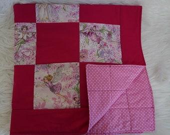 Pink Fairy Blanket