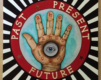 Past Present & Future
