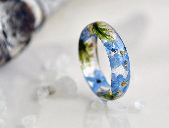 Plant Rings Etsy