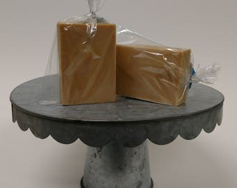 Tobacco Vanilla Goats Milk Soap, Essential Oil Soap, Handmade Soap, Natural Soap, Bar Soap, Colorful Soap, Artisan Soap, Cake Soap