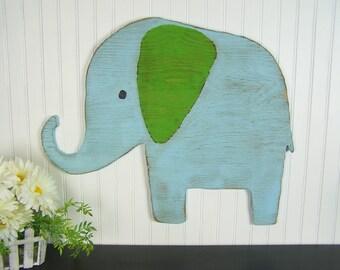 Elephant Decor Baby Room Wall Art Elephant Nursery Decor Girl Boy Safari Jungle Baby Shower Gift Pink Elephant Purple Elephant Nursery Art