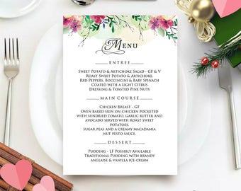 Menu template, Printable dinner menu, Bar menu, Menu design, Menu sign, Menu template, Dinner menu, Restaurant menu, Valentine's day menu