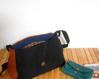 Adjustable shoulder strap - Bi color - kind bag