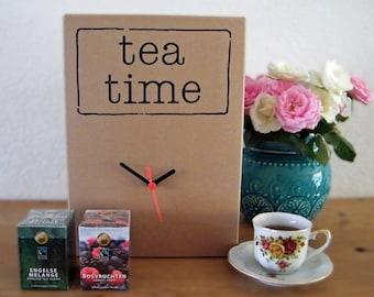 BUDD Tea Time