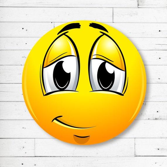 Doormat Smiley-27 versions-New on Dawanda!