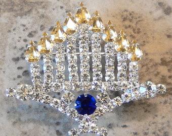 JEWELRY SALE-Menorah jewelry,Hanukkah gifts,Jewish wedding,Hanukkah pillow,Menorah jewelry,Jewsih gifts,shalom,mazel tov,Chanukkah,Hanakkuh