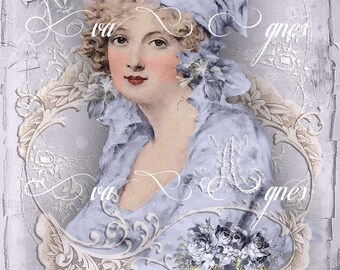 Marie Antoinette en Prison