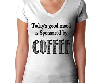 Funny Coffee Shirt - Co Worker Gift - Coffee Bar Ideas - Espresso Tshirt - Cold Brew Coffee - Barista Shirt - Coffee Shop - Cappuccino Tee
