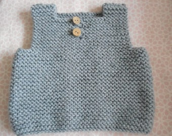 tank top baby wool (choice of color)