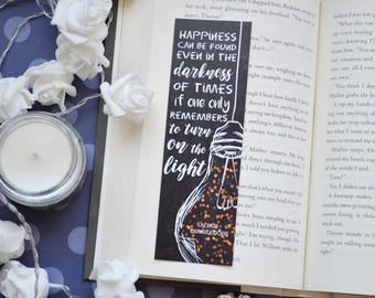 Bookmark Happines can be found even in the darkness of times 5