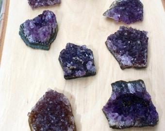 Druzy Amethyst stone