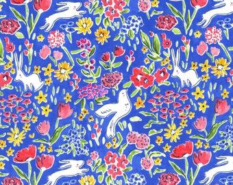 Michael Miller Sommer Berry Garden fabric - 1 yard