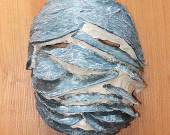 Fungal Mask | Paper Mache Mask | Costume