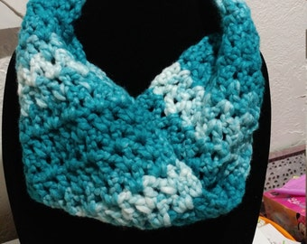 3 Colors Available - Super Soft Faded Stripes Infinity Scarf