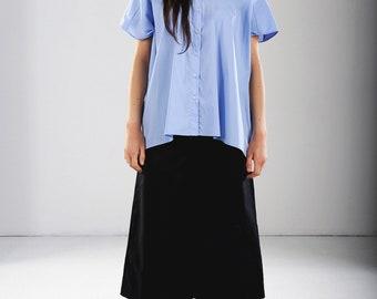 Woman shirt oversize, summer shirt