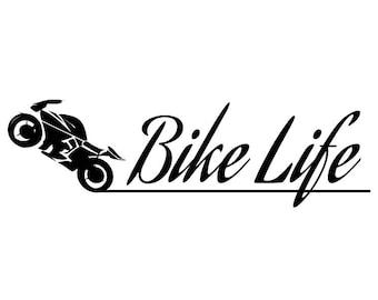 Bike Life Decal