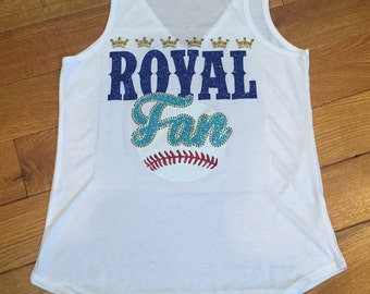 Royal fan