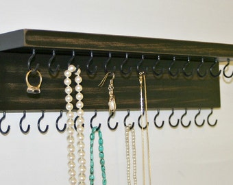 Jewelry Organizer - Wall Hanging