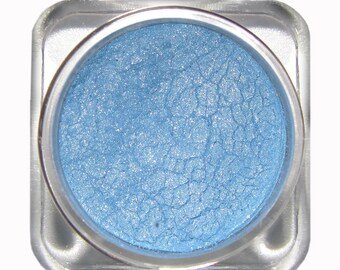 Caribbean Blue - Mineral Eye Pigment Shadow