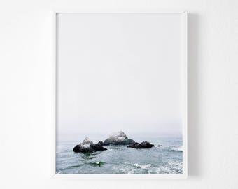 Ocean Wall Art, Ocean Print, Ocean Photography, Ocean Photo, Ocean Decor, Ocean Printable, Ocean Art, Ocean Fine Art, Ocean Poster
