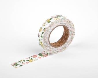 On Sale)) Adhesive Fabric Tape : Unaffected Yellow - Dailylike Canada