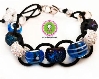 Classy fun ladies golfGolf counter beads- golf stroke counter-golf stroke counter bracelet-golf gifts for women-ladies golf gifts