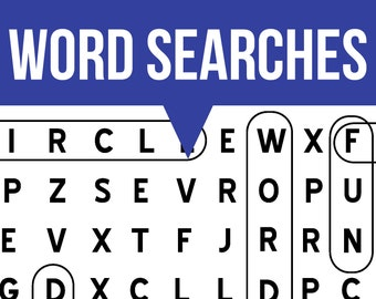 Ultimate Bible Word Searches (10 Themes) - Word Find | Word Puzzle | Word Seek | Puzzle Books | Puzzle Games | Word Puzzles