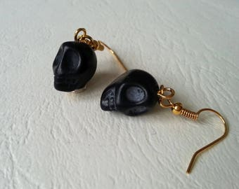 ♥ soundtrack skulls Mexican black ♥