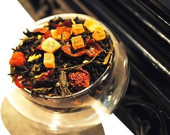 Wake Up Tea - Chinese Tea - Black Tea - Green Tea - Loose Leaf Tea - FREE Shipping