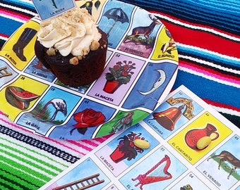 Loteria party pack of 8